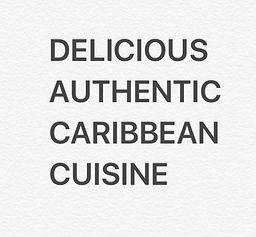 Delicious Authentic Caribbean Cuisine