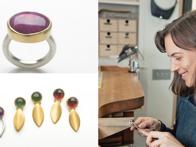 Ancient world and nature inspire talented jeweller