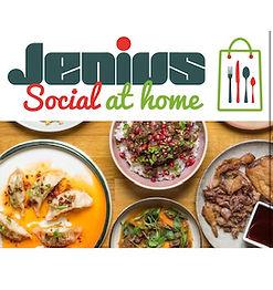 Jenius Social at Home