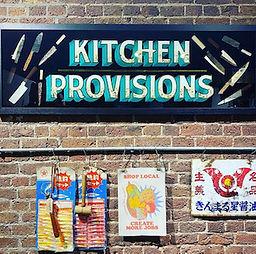 Kitchen Provisions