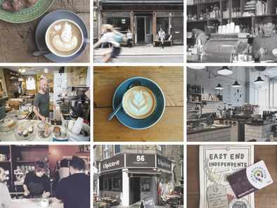 Getting serious about coffee. Six of our favourites in Hackney & Haringey