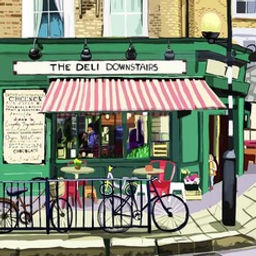 The Deli Downstairs