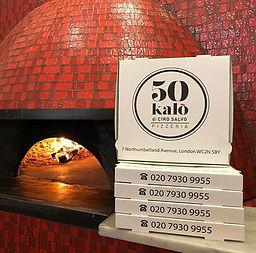 50 Kalò di Ciro Salvo Pizzeria