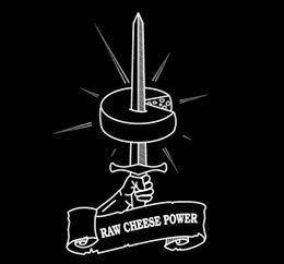 Raw Cheese Power