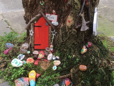 Enchanting pixie homes springing up in Islington