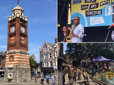 Zombies, open-air film and live music: Crouch End Festival is back