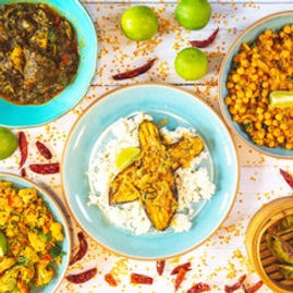 Heartwarming home-cooked vegan Bangladeshi food delivered to your door in a tiffin tin. Local Buyers Club members save 10%.