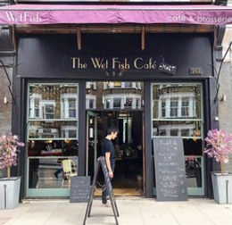 The Wet Fish Cafe-Mart