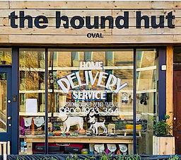 The Hound Hut Oval