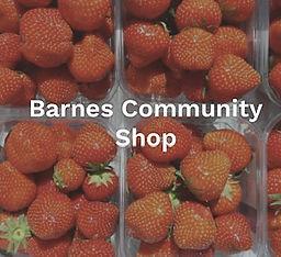 Barnes Community Shop