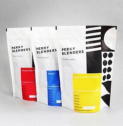 Perky Blenders Coffee Roasters