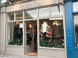 This business started life as a market stall as an antidote to over-priced fast fashion. They offer a collection of contemporary and sustainable menswear and womenswear, employing the best of British and European craftsmanship and quality.