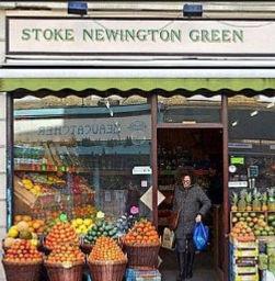 Newington Green Fruit & Veg London