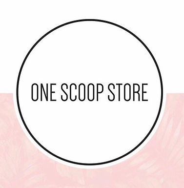 One Scoop Store