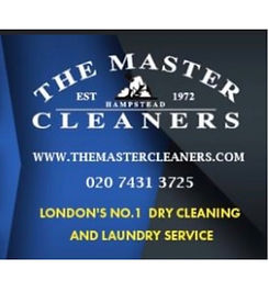 The Master Cleaners ( Dry cleaners )