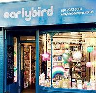 Earlybird Cards