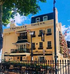 The Trafalgar Tavern