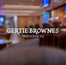 Gertie Browne's