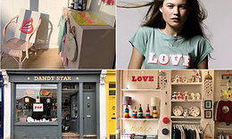 This shop opened in 2016 and is the loveliest shop! They sell super cool, stylish and unique fashion, kids' wear, books, homeware and accessories.