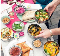 DabbaDrop: plant-based, planet-minded takeaway