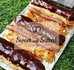 Sweet & Salted