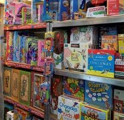 Northfields Toy Shop
