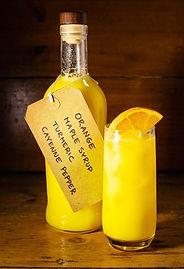Cocktail bar offering delivery of bottled cocktails via Deliveroo.