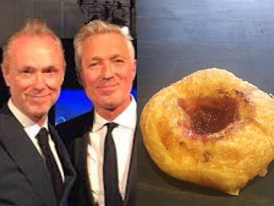 "Gold! Kemp brothers order a ""Spandau"" at East End bakery"