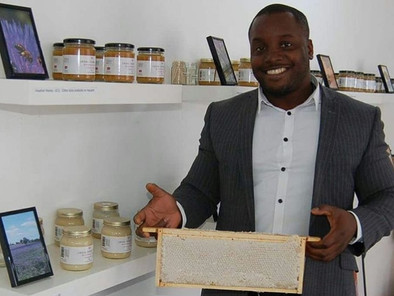 Meet the man putting the Bee into business