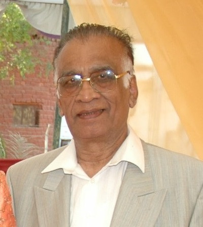 Manganlal Shah the founding father of Urban Veda