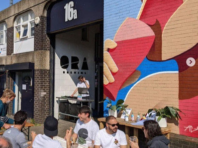 Discover London's best independent breweries