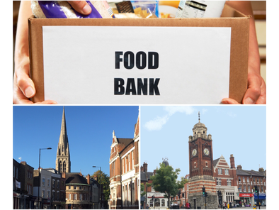 Local Buyers Club launches campaign to support Hackney & Haringey Food Banks.