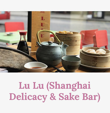 LuLu Shanghai Delicacy & Sake Bar