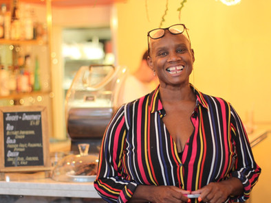 Why do male TV chefs have all the adventures? asks Andi Oliver