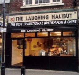 The Laughing Halibut