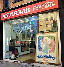 AntikBar - Original Vintage Posters