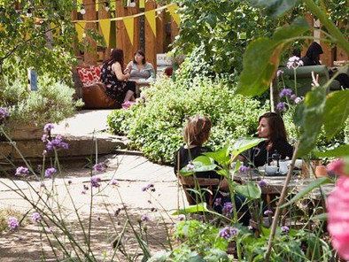 Hackney's best alfresco dining