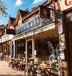 Belle Amie Cafe