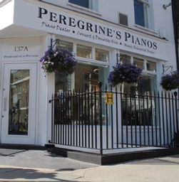 Peregrine's Pianos