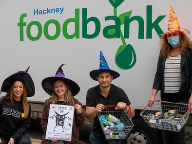Foodbank staff hopeful Trick or Eat event will bolster dwindling supplies