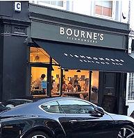 Bournes - Fishmongers & Seafood Bar