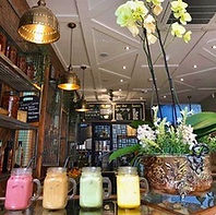 Meetinz - workspace, coffee, eatery. (Great Eastern Street)