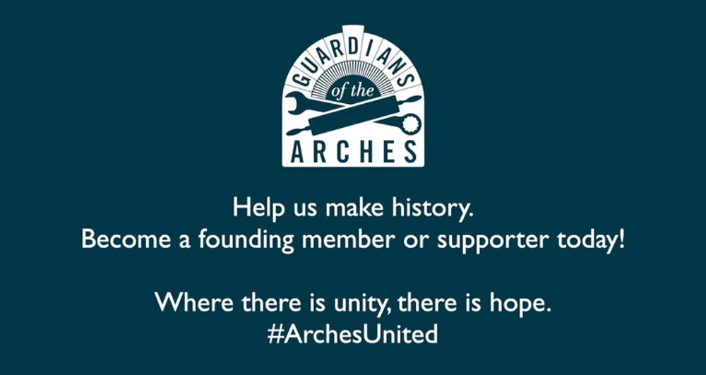 Guardians of the Arches Crowdfunder