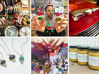 10 independent & unusual gift ideas