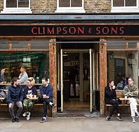 Climpson & Sons Cafe