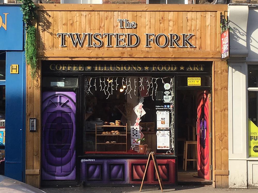 Twisted Fork Cafe