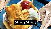Shakey Shakey Vegan - Tofish & Chips