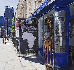 African Kitchen Gallery