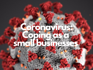 Coronavirus: coping strategies for small businesses