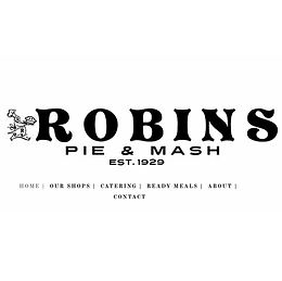 Robins Pie n Mash